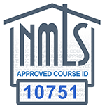 NMLS approved Nebraska MLO CE logo