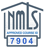 NMLS approved Nevada MLO CE logo