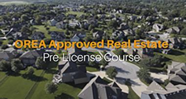 Orego Real Estate Pre-License Commercial